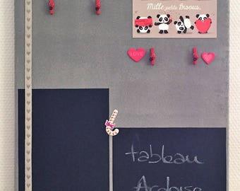 Slate frame - for children