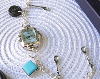 WATCH GOURMET - MODEL LICORICE AND MINT RBAM M