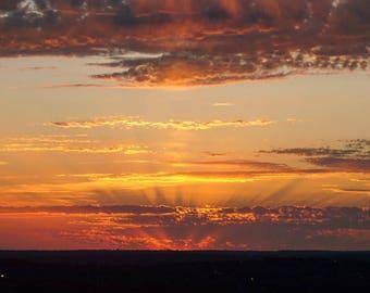 Chasing Sunsets II