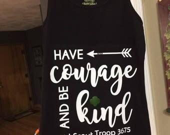 Girl Scout Shirts