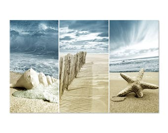 Zen painting, sea and shell wall painting, digital art, digital art, digital art