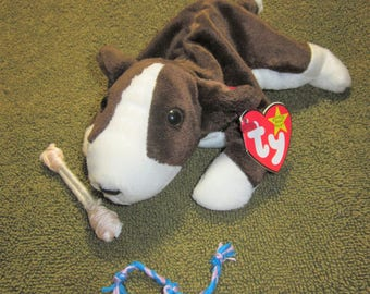 Bruno the Terrier TY beanie baby