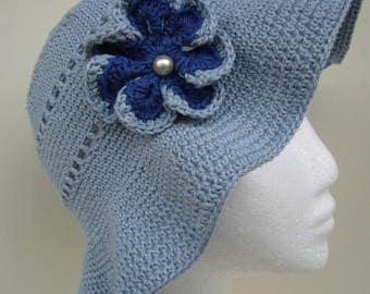 Miss Angela the Nigella Hat
