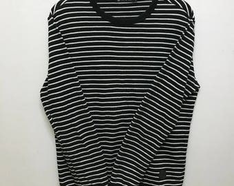 Rare!!! Hang Ten Pullover Stripes San Diego California Lifestyle