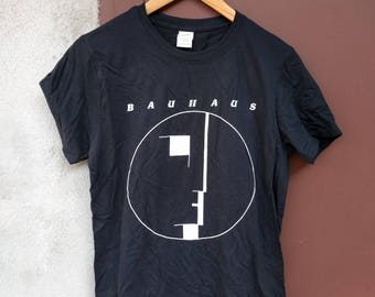 Bauhaus T-Shirt (postpunk, new wave, bauhaus)
