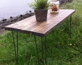 Coffee Table in Recycled ...