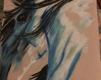 Fairy horse
