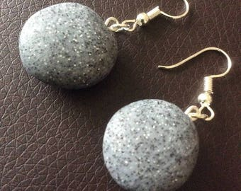 Earrings Pebble for various occasions!
