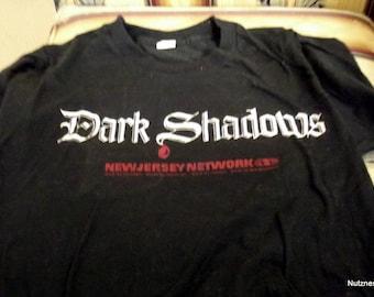 Vintage DARK SHADOWS T-Shirt  NJN