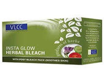 VLCC Insta Glow Herbal Facial Bleach 27g