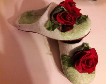 The slippers for the House of Passion
