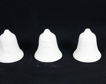 Bell set Carola-Handmade bells | Schrühware Ceramic RRohling