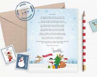 from santa letter etsy