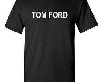 Tom Ford Black T-Shirt