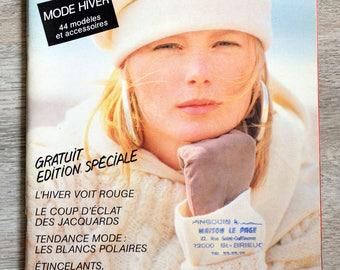 Penguin 76 magazine - Winter fashion (Vintage)