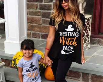 Mommy and Me Shirts Halloween Shirts Mommy and Toddler Shirts