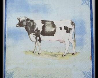 """farm animals"" paper towel"