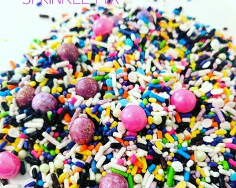 I love the 80s Sprinkle Mix