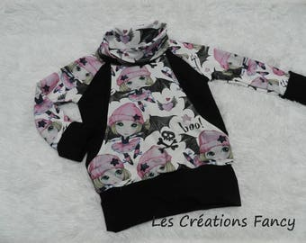 Sweater scalable 12M - 3T