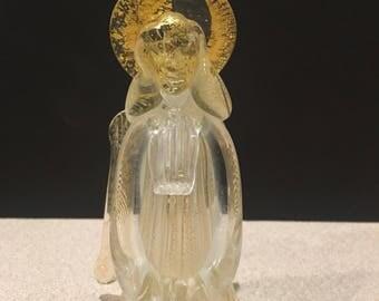 Vintage Murano Glass Angel