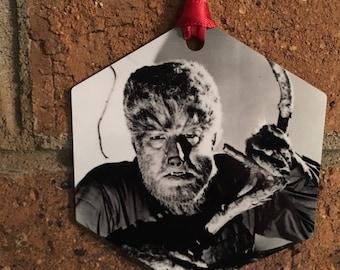Wolf Man Halloween - Christmas Ornament Decoration Wolfman Werewolf