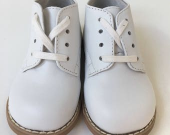 Vintage inspired baby shoes