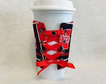 Coffee Cup Sleeve (Huskers)