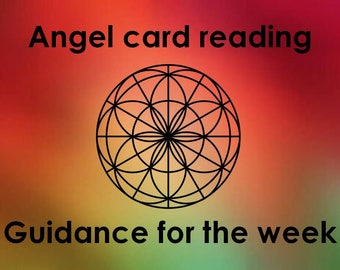 Angel card reading: Guidance for the week