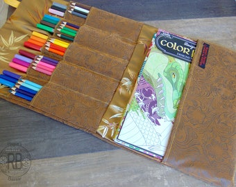 Coloring Book Holder