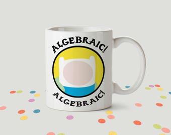 Adventure Time Ceramic Mug