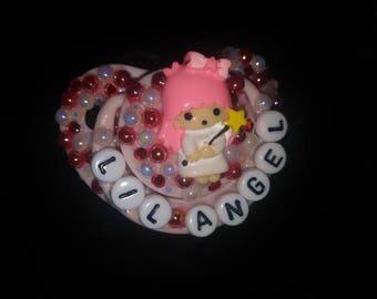 Kawaii Valentines day angel
