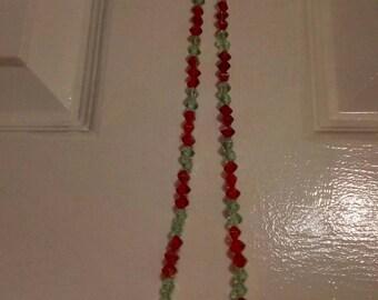 Christmas themed jewellery set