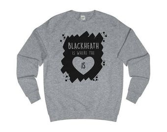 Blackheath Is Where The Heart Is T-Shirts/Sweaters/Hoodies