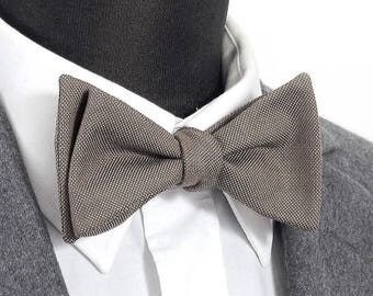 """Bow tie cotton """"Alfred"""" / """"Alfred"""" cotton Bow Tie"""