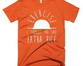 Extra Rice Short-Sleeve T-Shirt