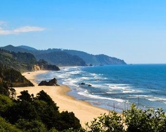 Oregon Coast Printable