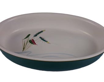 Greenwheat by Denby Oval Serving Dish (large)