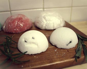 Small LoLo Organic Memory Bath Bomb