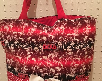 Red Wings Purse/Tote
