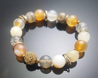 brown sugar Bracelet,#1