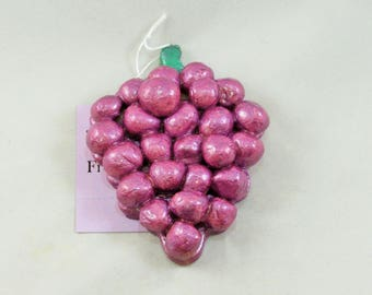 3D Grape Cluster Ornament