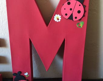 Ladybug theme baby shower or birthday