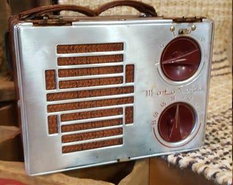 Motorola AM Radio