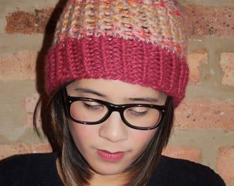 The Bella Beanie Pattern|Knit Pattern|Knitting Pattern|Knit Hat Pattern|Instant Download Pattern