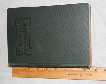 Hymns of Worship and Service with the Liturgy of the Reformed Church in America, 1916, The Century Co
