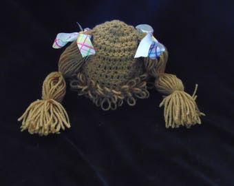 cabbage patch kid hat
