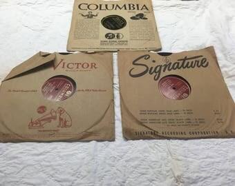 24 Classic Vinyl Records