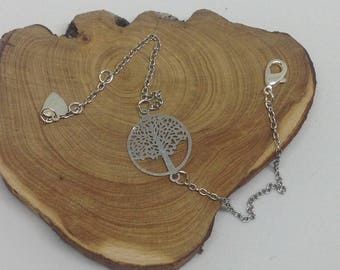 Bracelet fine tree of life