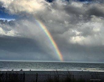 Rainbow in Rehoboth Beach