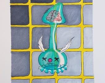 Square Slug